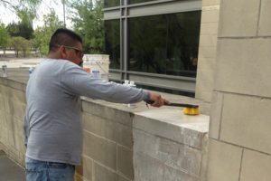 Stone Cleaning with Prosoco